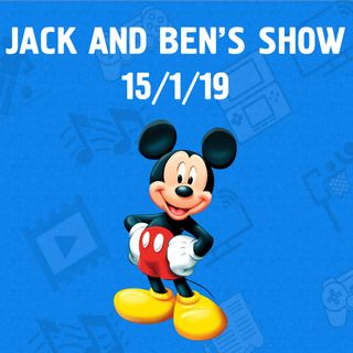 Jack and Ben's Show 15th January