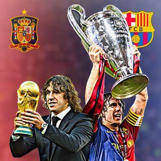 #32 Carles Puyol, il muro catalano