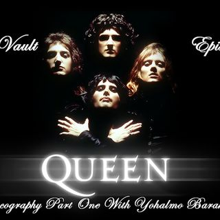 Episode 27: Queen Discography Part One with Yohalmo Barahona
