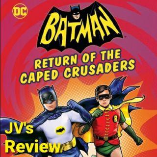 Episode 84 - Batman: Return Of The Caped Crusaders Review (Spoilers)