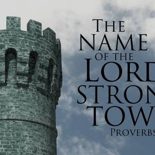 A Strong Tower - Morning Manna #3112