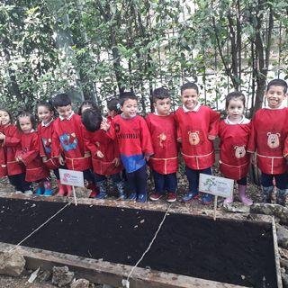 Jardín Infantil Santiaguitos: sembrando futuro