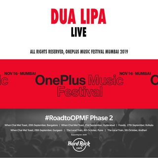 Due Lipa - Live at One Plus Music Festival Mumbai | Full Concert | Full Show | Extended Set
