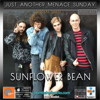 Just Another Menace Sunday w/ Sunflower Bean
