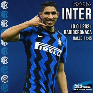 Post Partita Roma-Inter 2-2 - 210110