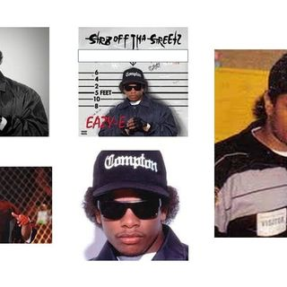 Eazy E: Godfather of Gangsta Rap