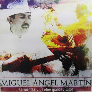 HOMENAJE A MIGUEL ANGEL MARTIN