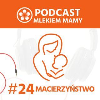 Podcast Mlekiem Mamy #24 - Pierwsze 3 miesiące życia dziecka