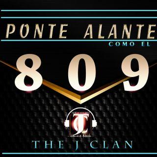 Thejclan - Ponte Alante Como El 809