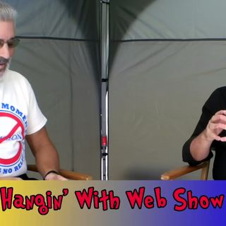 Steven Bruck is Talking With God & GW Pomichter: an interview on the Hangin With Web Show