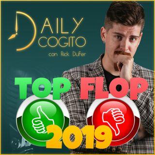 I miei TOP e FLOP del 2019: film, serie TV, libri e videogiochi