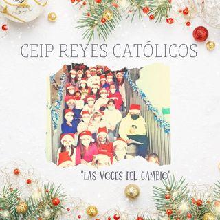 """CEIP Reyes Católicos (Santa Fé). Coro """"Las Voces del cambio""""."""