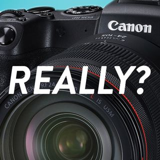 Canon EOS RP :: Why?