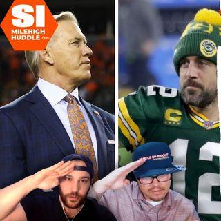HU #690: Insider Refutes Viral Elway-Rodgers Rumor