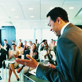 5 ESSENTIAL RULES FOR GREAT PRESENTATION