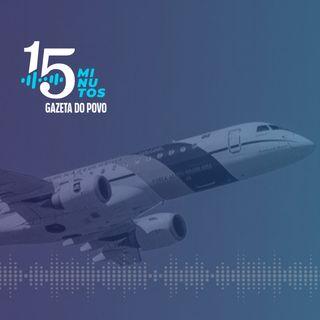 As viagens de Toffoli, Maia e Alcolumbre nos aviões da FAB