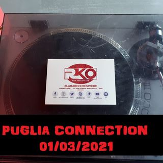 PUGLIA CONNECTION #14S2 - 01/03/2021