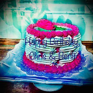 Happy Birthday, Chris & Benito! :)  (Reimagined Tribute to Alejandro by Lady Gaga)