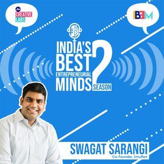 Let's talk E-commerce featuring Swagat Sarangi, Smytten