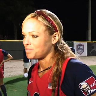 episode 131 - Jennie Finch