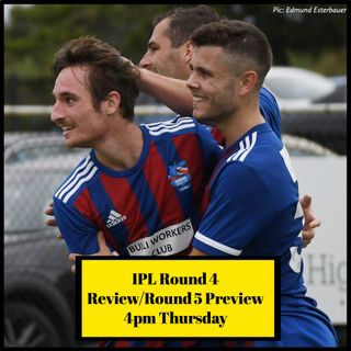 Illawarra Premier League Round 4 Review/Round 5 Preview