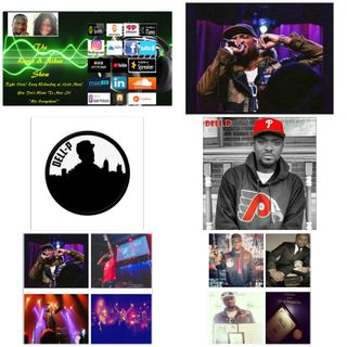 The Kevin & Nikee Show  - Excellence  - Dell Pee aka Wordsmith  - Multi Award-winning  Hip Hop  Emcee,  Lyricist, Rap Artist and Entertainer