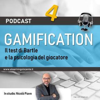 Il test di Bartle e la psicologia del giocatore (Gamification)