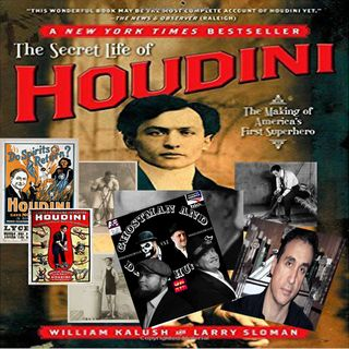 Houdini (The Secret Life) w/GhostMan&Demon Hunter Show