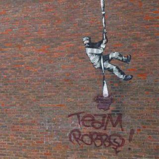 Banksy vs King Robbo