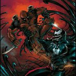 Death Battle - DEADPOOL vs. VENOM