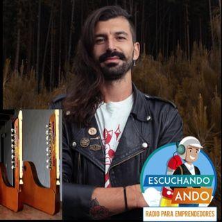 #112.  Que Es Un Ludófono y como  Revoluciona La Música Para La Educación con  David Hernandez Big Sur.