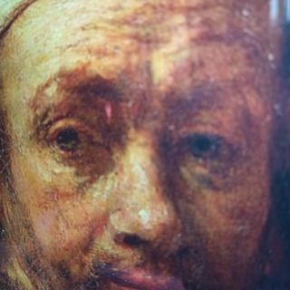 Işık Ve Gölge Ustası Hollandalı Ressam Rembrandt
