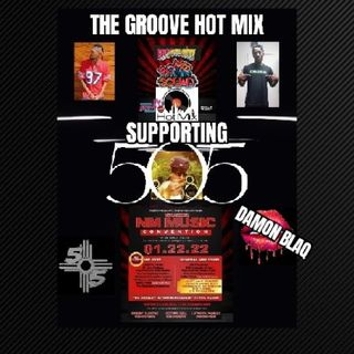 THE GROOVE HOT MIX PODCAST RADIO HIP HOP RNB JAZZ MIX SUNDAY