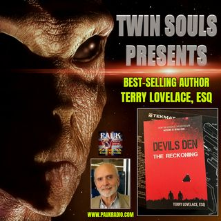 Twin Souls - Terry Lovelace - Devils Den: The Reckoning - 02/25/2021