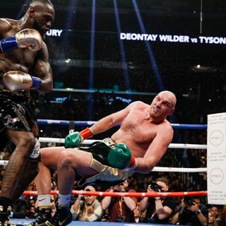 Ringside Boxing Show: Fire & Fury vs Wilder; Adonis in a coma; George Chuvalo's toughness & tragedy