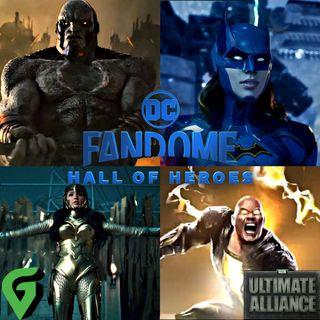 DC Fandome Coverage Part 2 : Justice League Snyder Cut, Gotham Knights, Black Adam