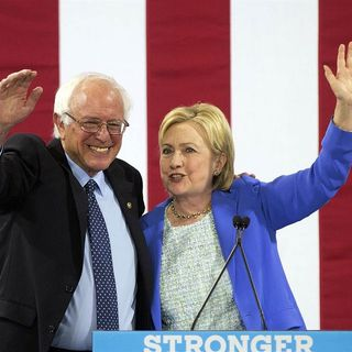 Hillary and Bernie: Together At Last
