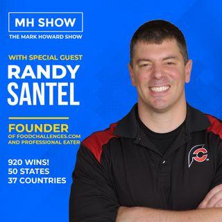 World Class Professional Eater - Randy Santel