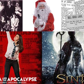 Black Christmas Controversy, Christmas True Crime, SINT, & Anna & The Apocalypse