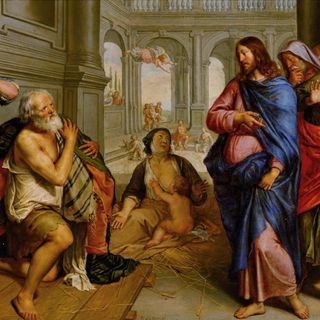 Thursday of the Thirteenth Week of Ordinary Time - Courage to Seek Forgiveness