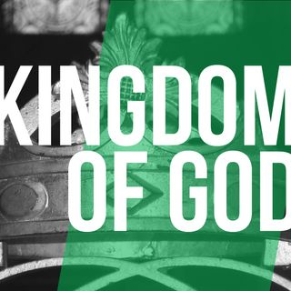 Kingdom IN us TO us THROUGH us!