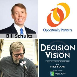 Decision Vision Episode 118:  Should I Hire Someone with a Disability? – An Interview with Bill Schultz, Opportunity Partners