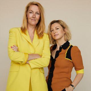 Ditte Hansen og Louise Mieritz: Kan man holde en cappucino under brysterne?