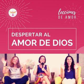 """Sesión de apertura """"Lecciones de Amor"""" DESPERTAR AL AMOR DE DIOS con Marina Colombo, Ana Cecilia Gonzales Vigil y Ana Paola Urrejola"""