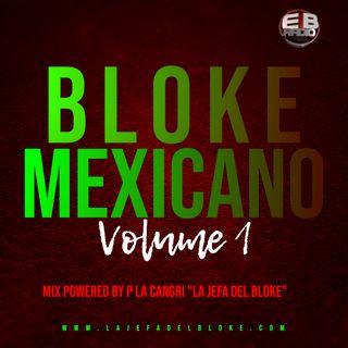 "Bloke Mexicano Vol #1 Mix Powered by P La Cangri ""la Jefa del bloke"""