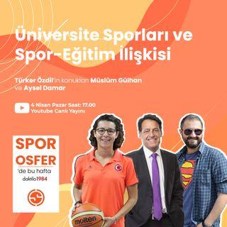 Üniversite Sporları ve Spor-Eğitim İlişkisi   Sporosfer #10