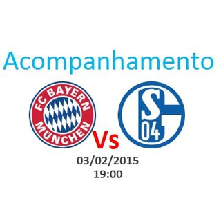 Alemanha - Bayern Munique vs Schalke 04