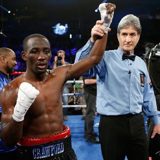 Ringside Boxing Show: Wlad's coming back? Khan-Crawford, Pac-Broner, Canelo-GGG & ref Vic Drakulich