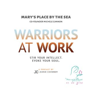 """""""Mary's Place By the Sea""""  Co-founder, Michele Gannon"""