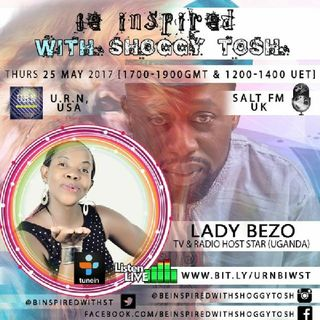 Be Inspired with Shoggy Tosh - Lady Bezo